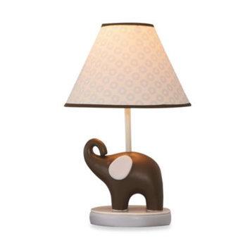 Carter's Blue Elephant- Lamp Base And Shade