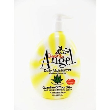 Thierry Mugler Designer Skin Angel Kiwi Pear Body Lotion 20 Oz Tanning