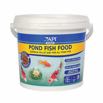 API Pond Fish Food: 25 oz