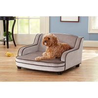 Enchanted Home Pet Enchanted Home Cameron Pet Bed - Gray