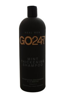 GO247 Real Men Mint Thickening Shampoo