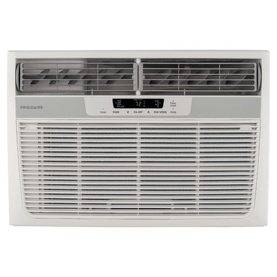 Frigidaire FFRH0822R1 8,000 BTU 115V Compact Slide-Out Chasis Air Conditioner/Heat Pump with Remote