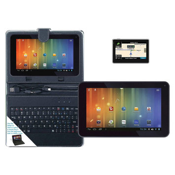 Winnusa Winnpad The E-ssential Bundle GPS - Black TEB GPS