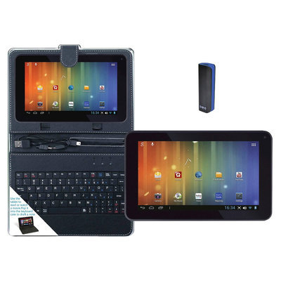 Winnusa Winnpad The E-ssential Bundle 3G - Black TEB 3G