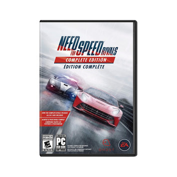 Electronic Arts Need For Speed Rivals: Complete Edition - Electronic Software Download (PC)