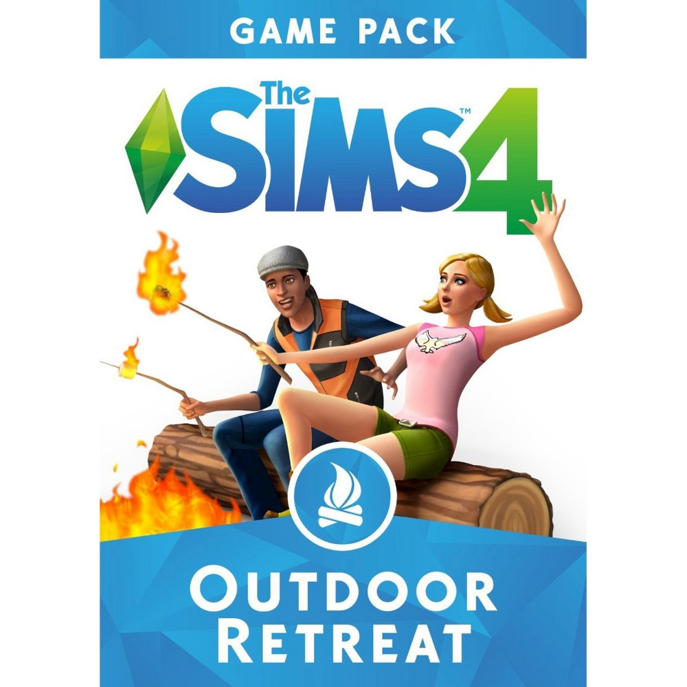 Electronic Arts The Sims 4: Outdoor Retreat (PC)