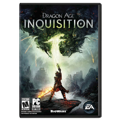Electronic Arts Dragon Age: Inquisition - Electronic Software Download (PC)