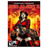 Electronic Arts Command and Conquer: Red Alert 3 - Electronic Software Download (PC)