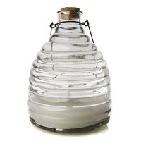 The Amazing Flameless Candle Citronella Flameless Large Jar Candle, Multi/None