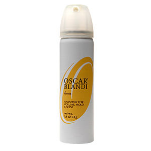 Oscar Blandi Lacca, Hairspray for Volume and Hold, Travel Size, 1.9 oz