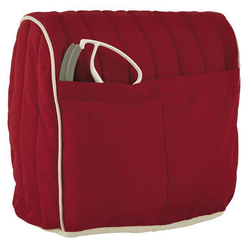 Chefs Heavyweight Stand Mixer Cover, Merlot (Red)