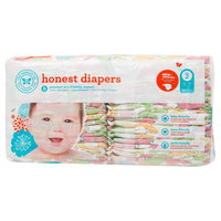 The Honest Company Honest Diapers, Desert Flowers - Size 6 (22 Count)