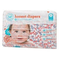 The Honest Company Honest Diapers, Stars & Stripes - Size 4 (29 Count)