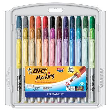 BIC Mark It Fine Permanent Markers - 36ct