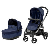 Peg-perego Book Pop Up Circles Blue by Peg Perego