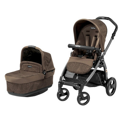 Peg-perego Book Pop Up Circles Choco by Peg Perego