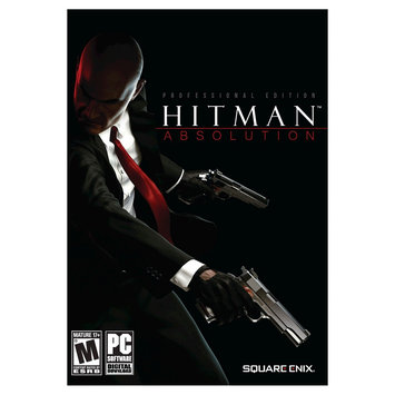 Square Enix Hitman Absolution - Electronic Software Download (PC)
