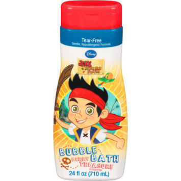 Disney Jake and the Never Land Pirates Berry Treasure Bubble Bath, 24 fl oz