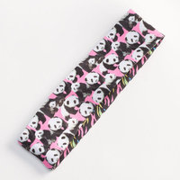 Fashion Angels Panda Reversible Headband - Girls (Pink/Black)