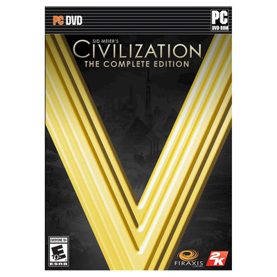 2k Games Sid Meier's Civilization The Complete Edition - Electronic Software Download (PC)