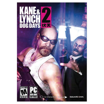 Square Enix Kane and Lynch Dog Days: 2 - Electronic Software Download (PC)