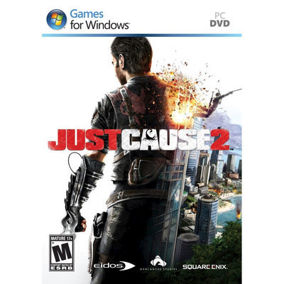 Square Enix Just Cause: 2 - Electronic Software Download (PC)