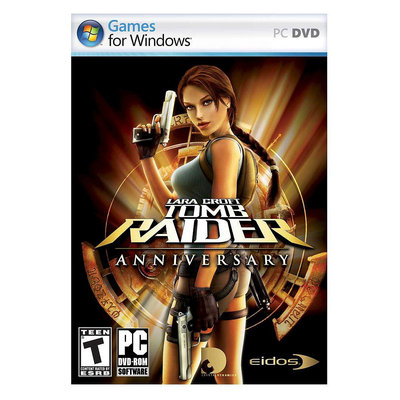 Square Enix Lara Croft: Tomb Raider Anniversary - Electronic Software Download (PC)