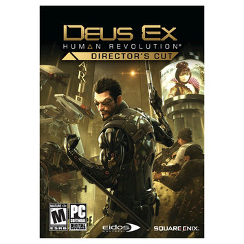 Square Enix Deus Ex Human Revolution: Director's Cut - Electronic Software Download (PC)