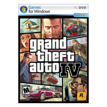 Rockstar Games Grand Theft Auto: IV - Electronic Software Download (PC)