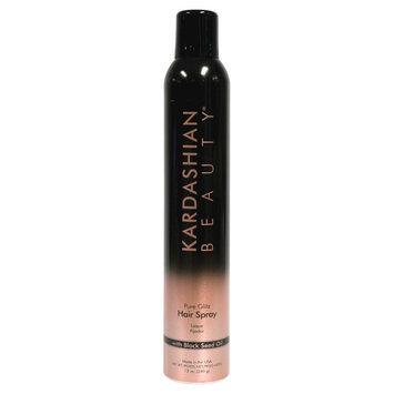 Kardashian Beauty Kardashian Pure Glitz Hair Spray - 12oz