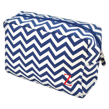 Cathys Concepts Cathy's Concepts Personalized Spa Bag - Classic Navy