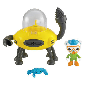 License Fisher-Price Octonauts GUP-D/Claw & Drill and Barnacles