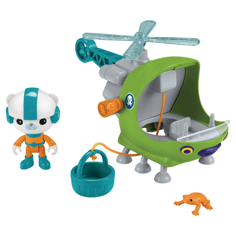 License Fisher-Price Octonauts Gup-H and Barnacles