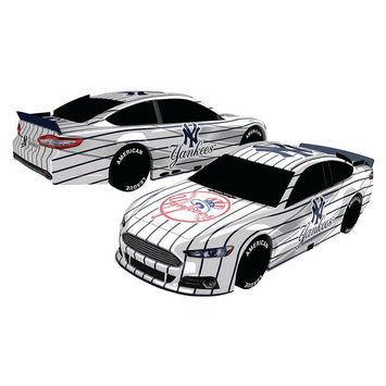 Lionel New York Yankees 1:18 Plastic 2015 Ford Stock Car