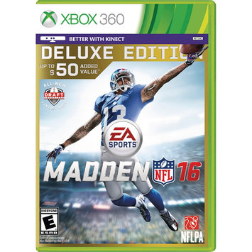 Ea Sports Madden NFL 16 Deluxe Edition for Xbox 360