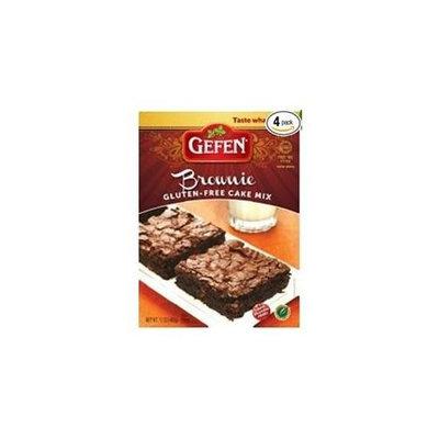 Gefen Mix Gf Cake Brownie - Pack of 12 - SPu117739
