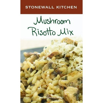 Stonewall Kitchen Mushroom Risotto Mix, 6-Ounce Boxes (Pack of 4)