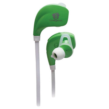 Lifensoul Life N Soul Bluetooth Sport Earphones - Green VV2107