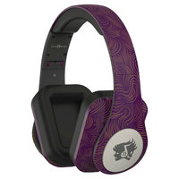 Lifensoul Life N Soul Wave Bluetooth Designer Headphone - Blue XR5333