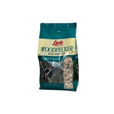 Greenview Lyric Lyric 5# Woodpecker Bird Food Cube Green