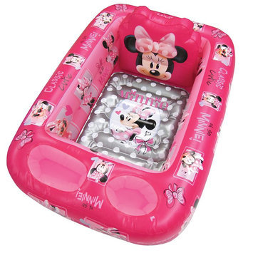 Disney's Minnie Mouse Inflatable Bath Tub (Pink)