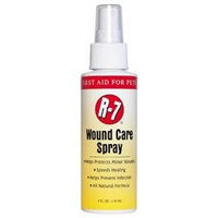 Gimborn DRD423715 R-7 Wound Care Spray 4Oz