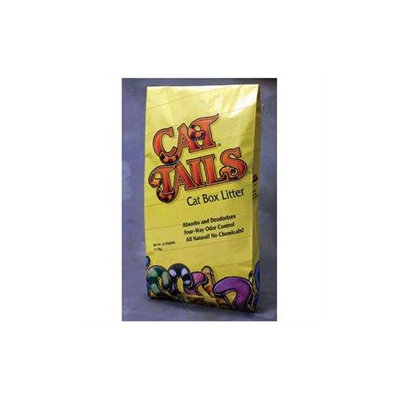 AMERICAN COLLOID LITTER CAT TAILS UNSCENTED 50 POUNDS