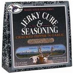 Hi Mountain Jerky Cure Seasoning - Cracked Pepper N Garlic