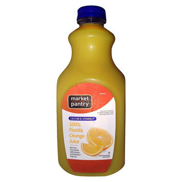 Silver Spring Market Pantry MP Fruit JUI Orange 59 Floz
