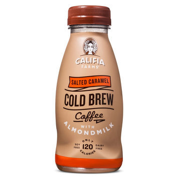 Califia Farms Califia Cold Brew Coffee Salted Caramel 10.5oz