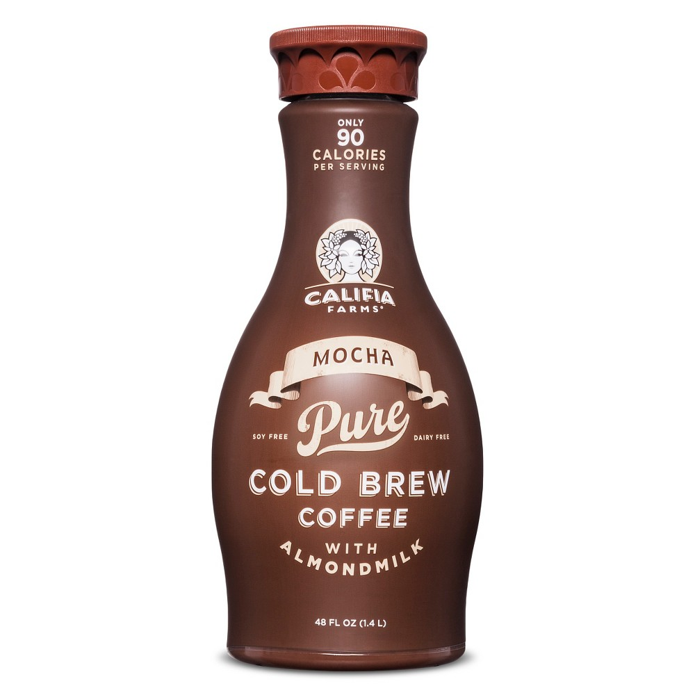 Califia Farms Califia Cold Brew Coffee Mocha 48oz