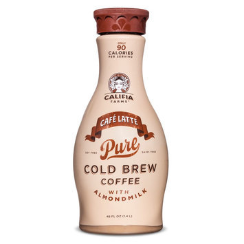 Califia Farms Califia Cold Brew Coffee Cafe Latte 48oz