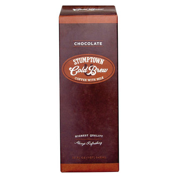 Stumptown Coffee Roasters, Inc. Stumptown cold brew coffee with milk and chocolate 32-fl. oz.