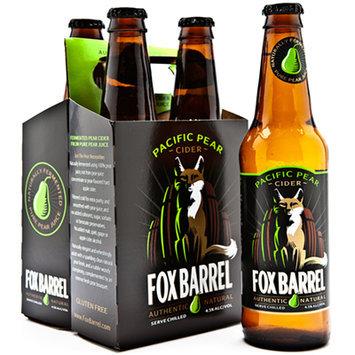 Fox Barrel Cider